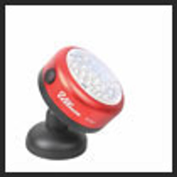 24 LED ROTATING MAGNETICWORK LIGHT   Sold ONLY in the QUANTITY INCREMENTS  of  6 per & Packaged  6EA/BX