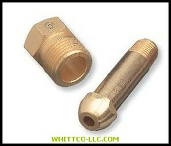 NIPPLE CGA-500-510-580-590   Sold ONLY i  312-15-3