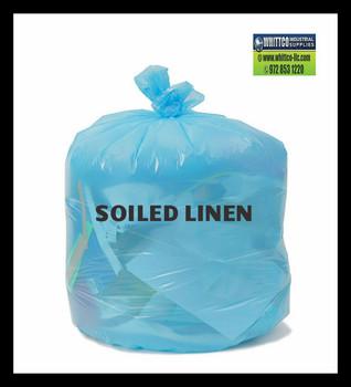 BR3045XHVB Soiled Linen bags Blue soilen linen WHITTCO Industrial Supplies. jpg