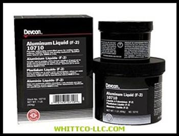 10720  DEVCON  3-LBS ALUMINUM LIQUIDF-2  230-10720