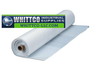 15 mil clear Plastic Sheeting 20x100 Construction Film Plastic Sheeting-Vapor Barrier