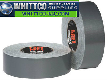 T-REX Duct Tape 48mm x 35yd, 24 rolls/case