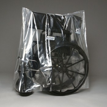 BOR282260  1  Mil. ( BOR282260  Poly Bags, WHITTCO Industrial Supplies