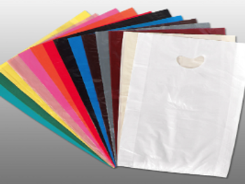 C09BK  0.6  Mil. (Gu C09BK  Poly Bags, WHITTCO Industrial Supplies
