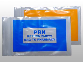 F20810STPRN  2 Mil.  F20810STPRN  Poly Bags, WHITTCO Industrial Supplies