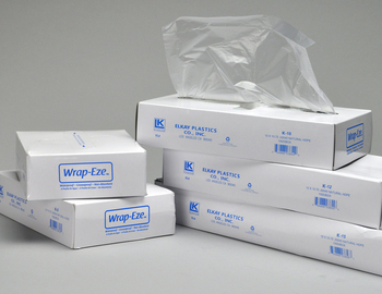 0.45 Mil. 15 X 10 3/ K-15  Poly Bags, WHITTCO Industrial Supplies