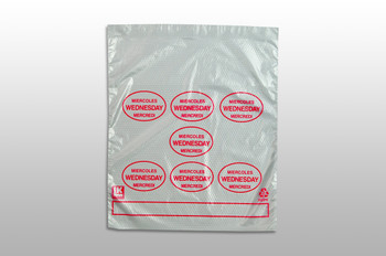 0.5 Mil. 6 1/2 X 7 + PCWED6507  Poly Bags, WHITTCO Industrial Supplies