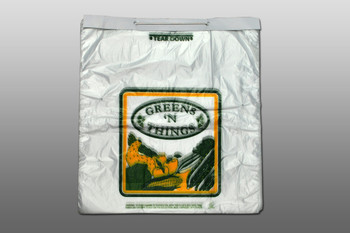 0.6 Mil. 17 X 18 + 6 VTD1718HI-DGRN  Poly Bags, WHITTCO Industrial Supplies