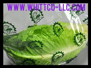 Printed Lettuce Bag  P10F1209+4BGLTC