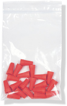 F20604  2  Mil. (Gua F20604  Poly Bags, WHITTCO Industrial Supplies