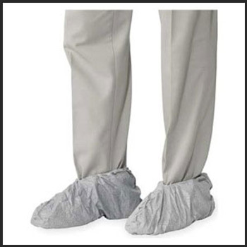 """Shoe cover, 5"""" high, TY450SWH00020000"""