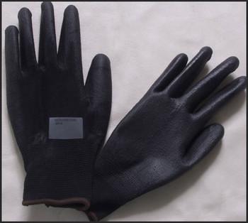 Black PU, palm coate BPU4