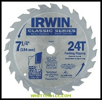7-1/4 -24T AMERICAN TOOL|25130|585-25130|WHITCO Industiral Supplies