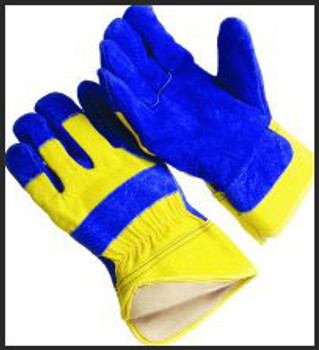 Blue leather palm, y 9-1240BY