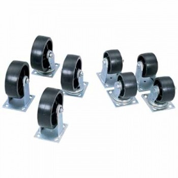 "4"" CASTER SET 4PC FOR JOBOX & JOBSITE PRODUCTS"