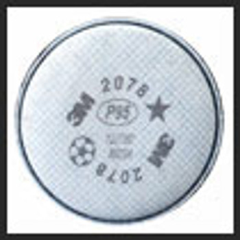 2078  3M  P95 PARTICULATE FILTER NUIS LEVEL OV/AG RELIEF  142-2078