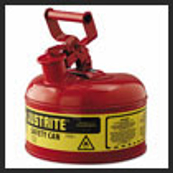 7110100  JUSTRITE  1G/4L SAFE CAN RED  400-7110100
