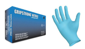 GRIPSTRONG NITRILE IND POWDER FREE TEXTURED 3.2 Mil LARGE GSNF104