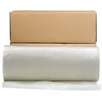 CF0820C Sheeting 20 X 100 8MIL CLEAR Husky  Plastic Sheeting-Vapor Barrier
