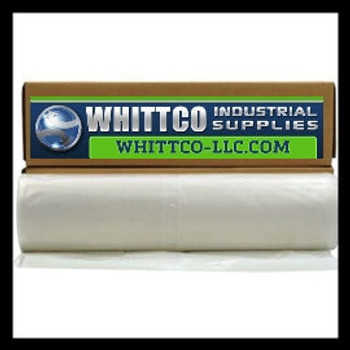 Sheeting 4' X 100' 4MIL CLEAR