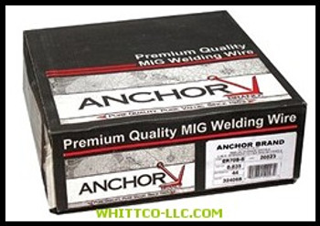 ANCHOR ER70S-6 .045X33 33# SPOOL-I|ER6-045X33|100-ER70S-6-045X33|WHITCO Industiral Supplies