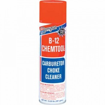 16 OZ AERO B-12 CARB/CHOKE CLEANER