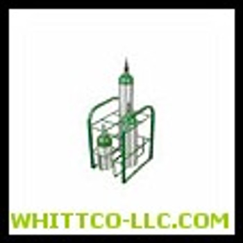 CYL STAND FOR 6 D/E CYL 6060 021-6060 WHITCO Industiral Supplies