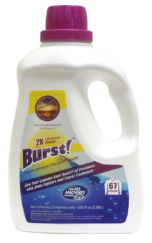 0060-4A--Liquid Laundry Detergent THEOCHEM|WHITTCO Industrial Supplies