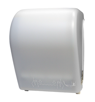 TD0201-03 Touchless Roll Towel Dispensers Palmer Fixture