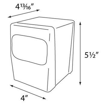 Tabletop Low Fold Napkin Dispenser  COLOR Brushed Steel