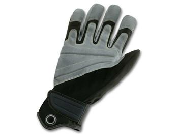 WORK WEAR 740-Fire & Rescue Rope Gloves  : M : Black