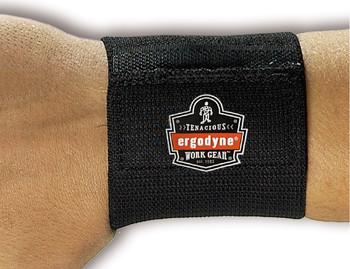 WORK WEAR 400-Universal Wrist Wrap  :  : Black