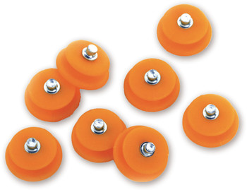 WORK WEAR 6301-Replacement Studs  : Spikes : Orange