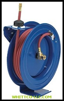 "PERFORMANCE HOSE REEL 1/2"" ID L.P. 50' HOSE