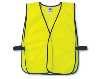 WORK WEAR 8010HL-Non-Certified Economy Vest  :  : Lime