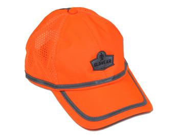 WORK WEAR 8930-Class Headwear Hi-Vis Baseball Cap  :  : Orange