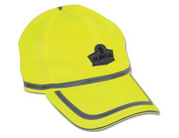 WORK WEAR 8930-Class Headwear Hi-Vis Baseball Cap  :  : Lime