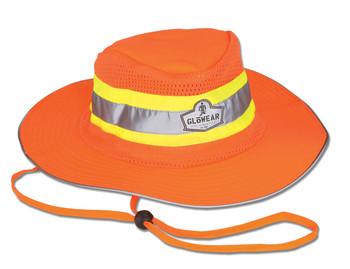WORK WEAR 8935-Class Headwear Hi-Vis Ranger Hat   : S/M : Orange