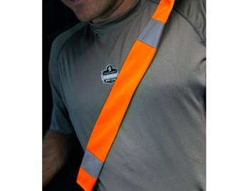 GLoWEAR-8004-Hi-Vis Apparel-29041-Seat Belt Cover