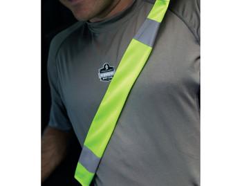 GLoWEAR-8004-Hi-Vis Apparel-29043-Seat Belt Cover