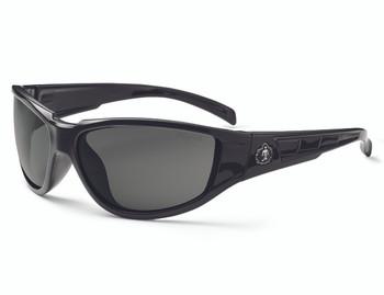WORK WEAR Njord-Safety Glasses  : Smoke Lens : Black