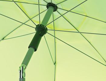 "WORK WEAR 6100-Lightweight Industrial Umbrella  : 84"" Diameter : Lime"