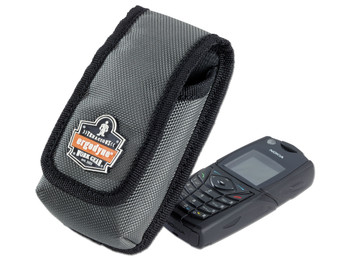 WORK WEAR 5885-Cell Phone Holder Synthetic  :  : Gray