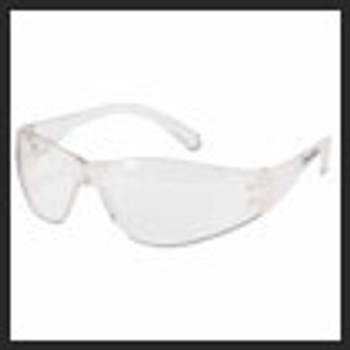 CL010  CREWS  CHECKLITE SAFETY GLASSESUNCOATED CLEAR LENS  135-CL010