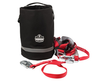 WORK WEAR GB5130-Fall Protection Bag  : 700ci : Black
