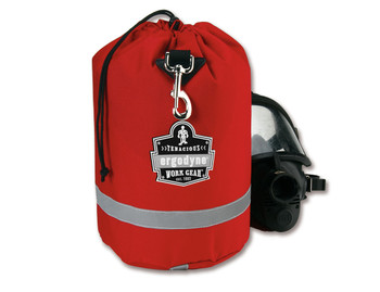 WORK WEAR GB5080-SCBA Mask Bag  : 650ci : Red