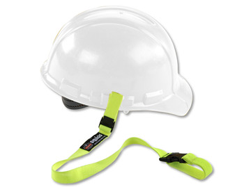 WORK WEAR 3150-Buckle Hard Hat Lanyard  : Standrd : Lime