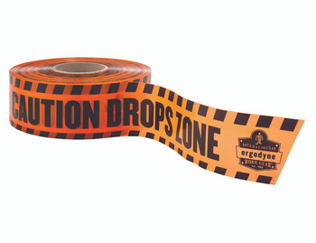 squids-3601L-Worksite Organizers-19501-Caution Tape - Drops Zone 1000ft Roll