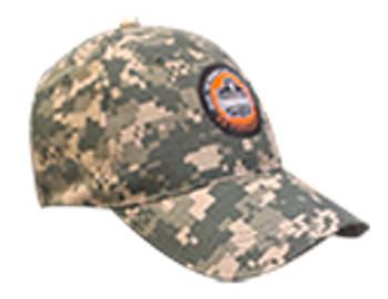 WORK WEAR REG-CAP-Ergo Master Brand Hat  : One Size : Camo