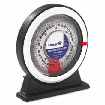 PROTRACTOR POLY-CAST